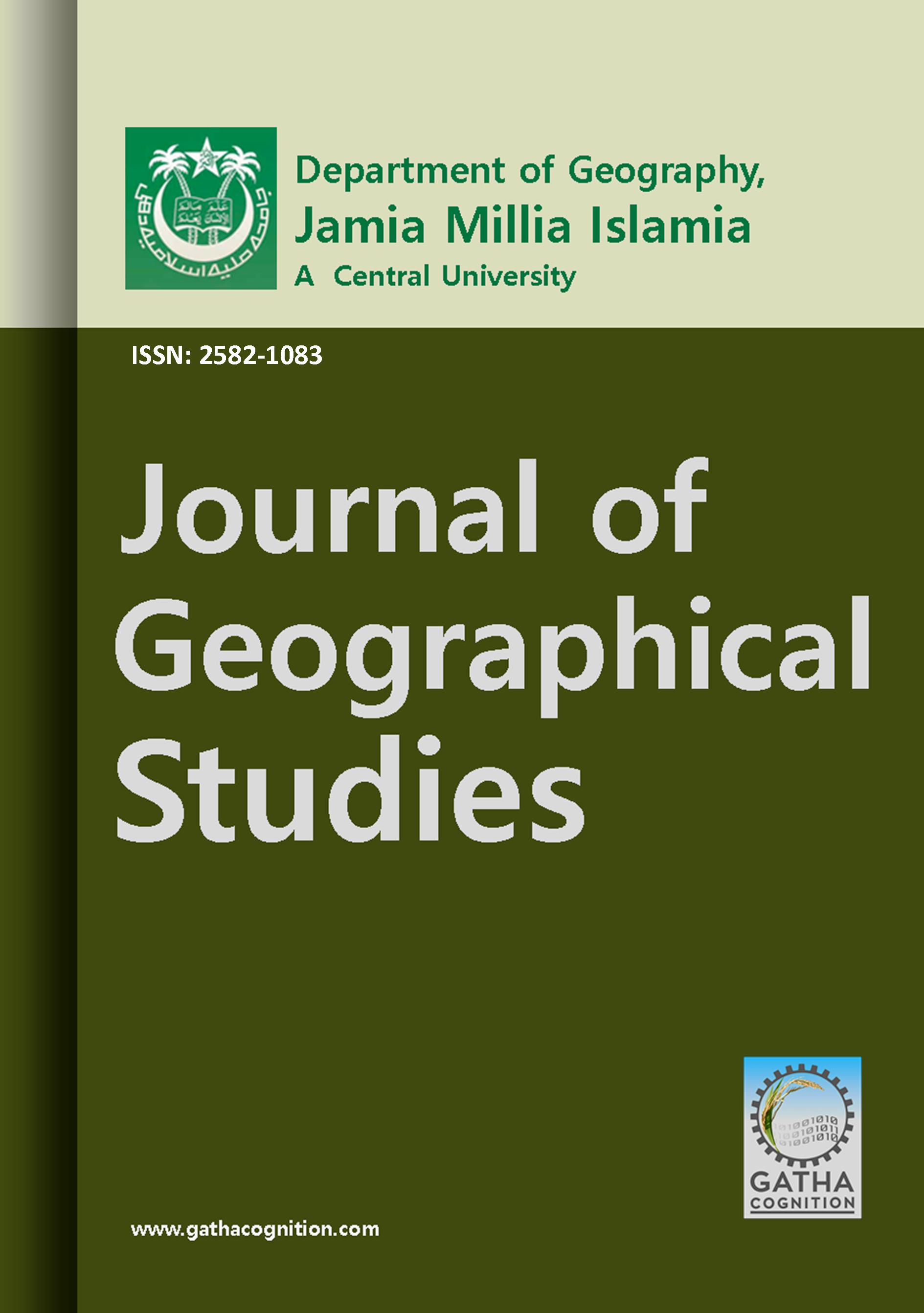 Morphometric Analysis of Kolavadi Sub-Watershed in Bhor Tahsil Using GIS Techniques
